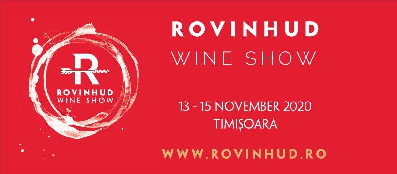Rovinhud, 13 – 15 noiembrie 2020, Timișoara