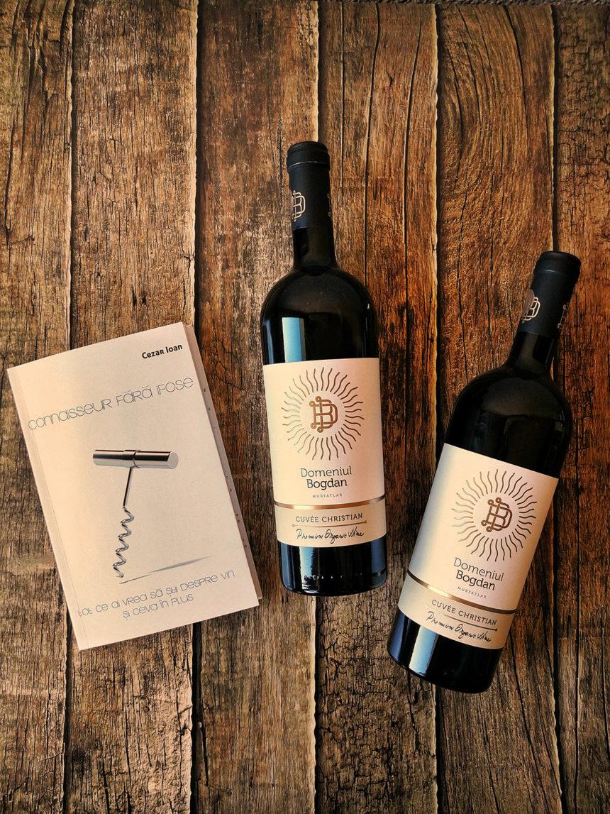 Wine book: Connaisseur fără ifose