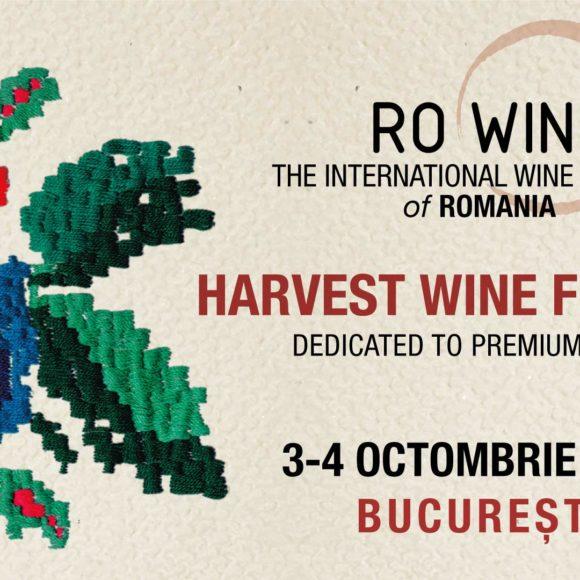 Harvest Wine Festival by RoWine 3-4 octombrie 2020, Bucureşti
