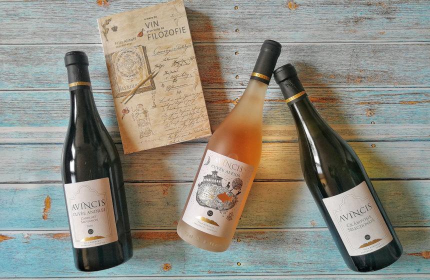 Degustare online Acasă la Avincis – Bem un Vin
