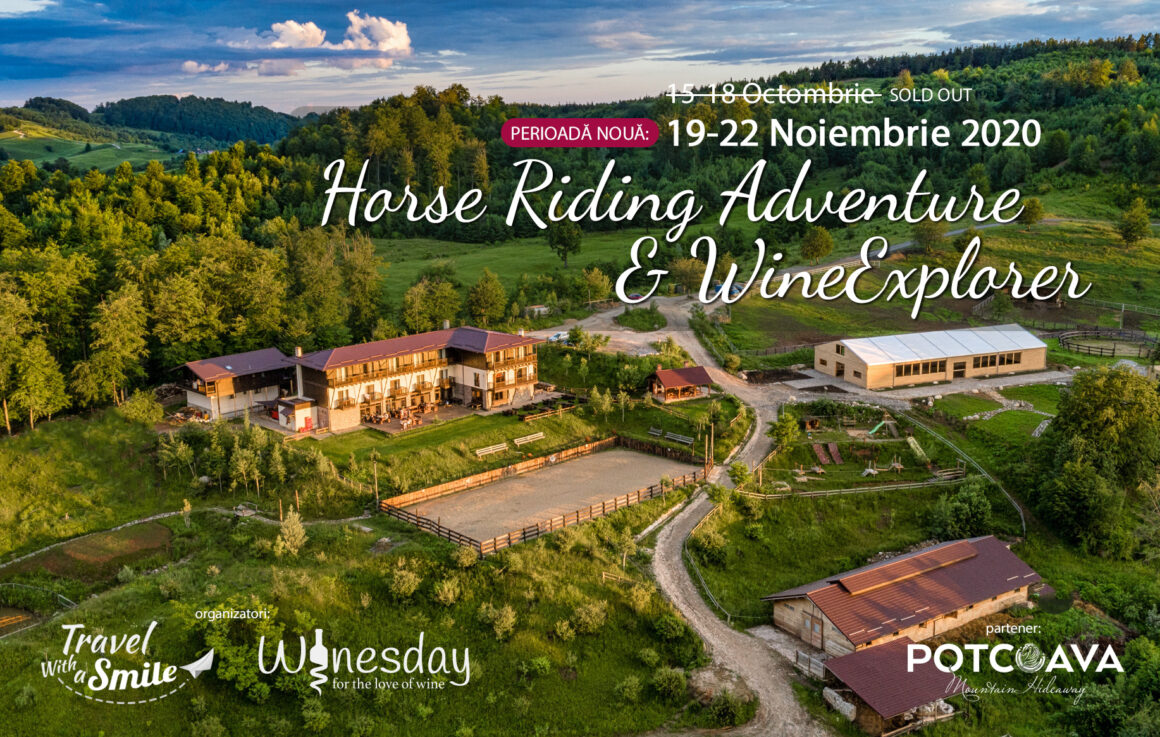 Tabăra Horse Riding Adventure & Wine Explorer
