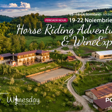 Tabăra Horse Riding Adventure & Wine Explorer