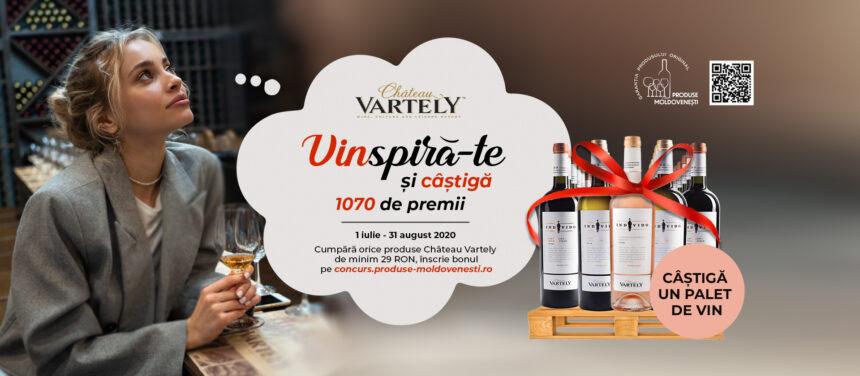Château Vartely are un concurs…vinspirat