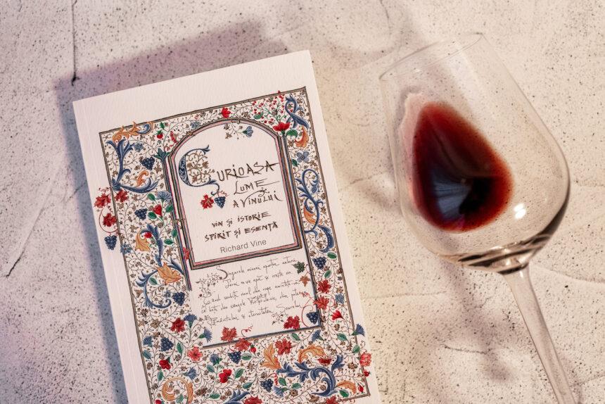 Wine book: Curioasa lume a vinului