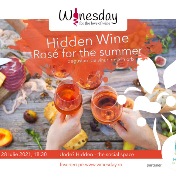 Hidden Wine: Rose for the summer